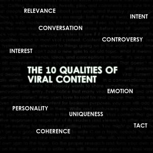 10 Traits of Viral Media