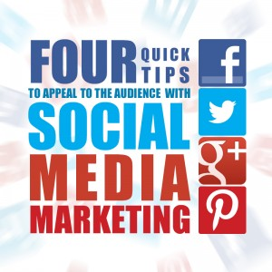 Four Ways to Appeal to Audience in Social Media Marketing