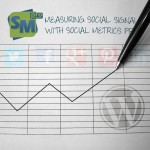 Measuring Social Signals With Social Metrics Pro