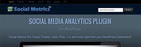 Social Metrics Pro - Social Media Analytic