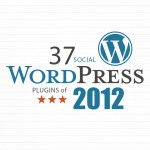 37 Social WordPress Plugins of 2012