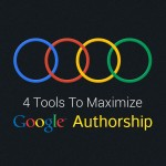 Tools to maximize Google Authorship