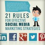Effective Social Media Marketing Rules