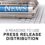 Nine Advantages of Press Release Backlink Distribution